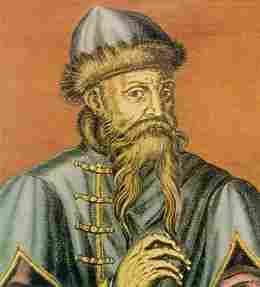 Йоханнес Гутенберг