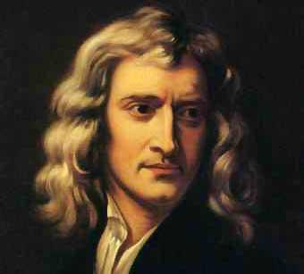 ISAAC न्यूटन