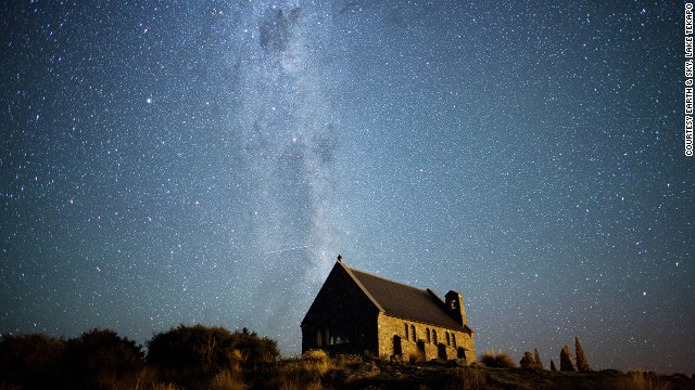 Aoraki Mackenzie Dark Sky Reserve (New Zealand