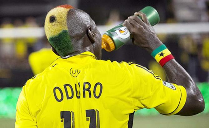 Dominic Oduro ประเทศกานา