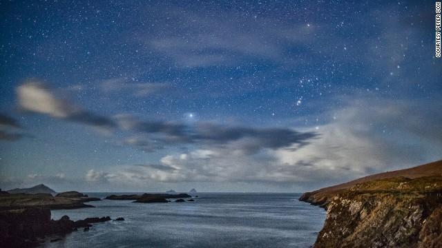 Kerry Dark Sky Reserve (Irlanda)