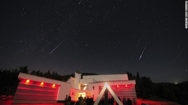 Mont-Mégantic Dark Sky Reserve (Canada)