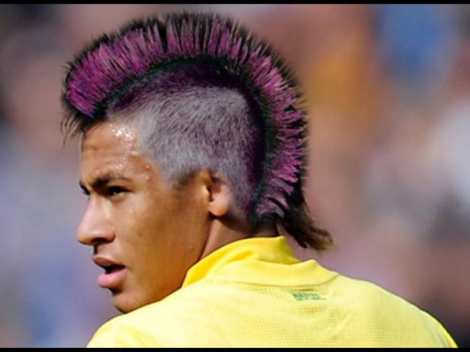Neymar Jr., Brasilien