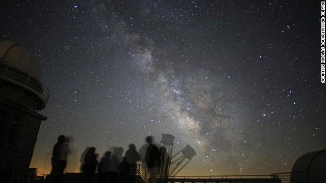 Pic du Midi Dark Sky Reserve (France)