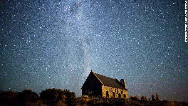 Reserva do Céu Escuro de Aoraki Mackenzie (Nova Zealanda