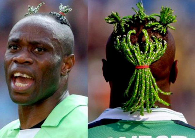 Taribo West, Nigeria