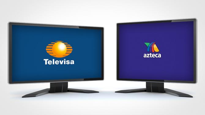 As melhores atrizes jovens na Televisa e na TV Azteca