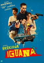 Błękitna Iguana