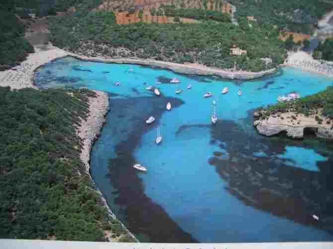 Cala Mondragó (Santanyí).