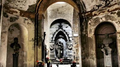 Самые туристические кладбища в Европе