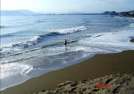 Пляж Эль Шакенте