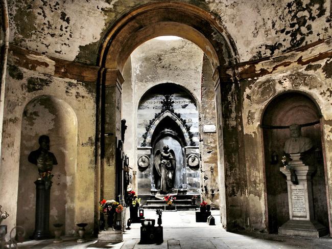 Cimetière Monumental de Staglieno (Italie)