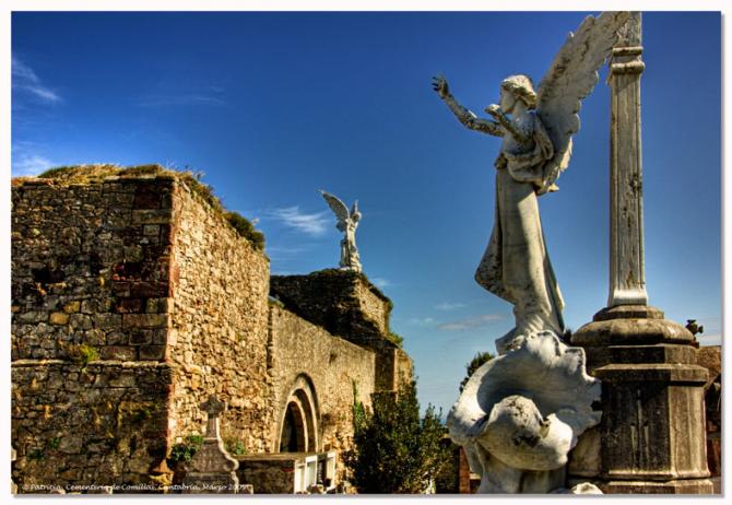 Comillas Cemetery (Spain)