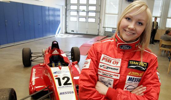 Emma Kimilainen (Finnland)