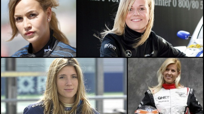 Great women in the world of motor racing