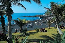 La Araña beach
