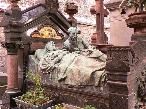 Montparnasse Cemetery (France)
