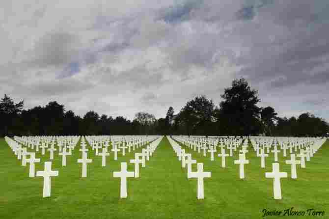Normandy American Cemetery (France)