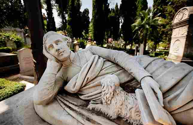 Protestant Cemetery (Italy)