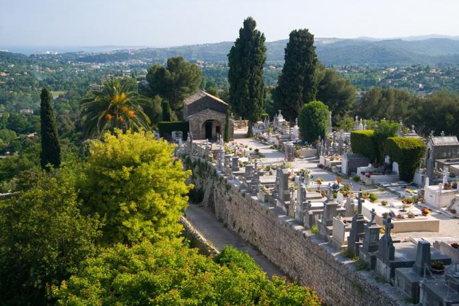 Saint Paul de Vence (France)