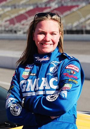 Sarah Fisher (USA)