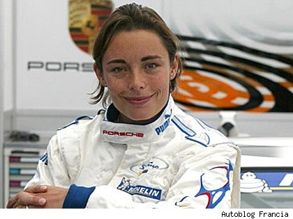 Vanina Ickx (Belgien)