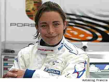 Vanina Ickx (Belgium)