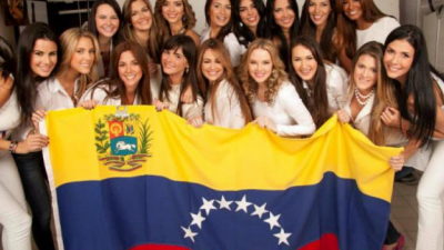 The most beautiful Venezuelans