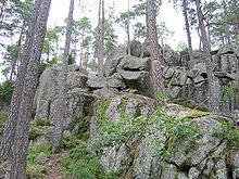 parco nazionale di Tiveden