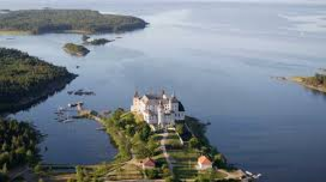 The most beautiful places in Sweden