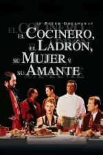 El cocinero, el ladrón, su mujer y su amante