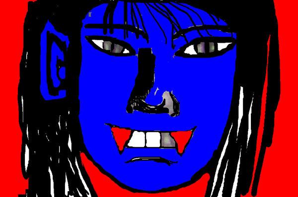 blaues Fieber: Balo Hawk