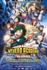 My Hero Academia: The Movie - Two Heroes