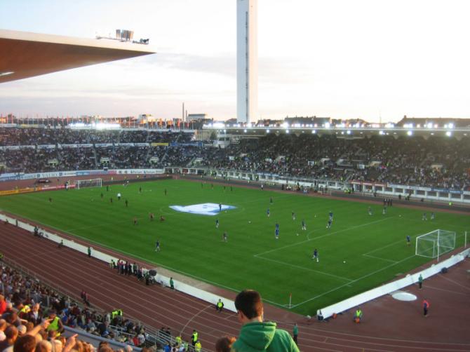 Хельсинкский Олимпийский Стадион
