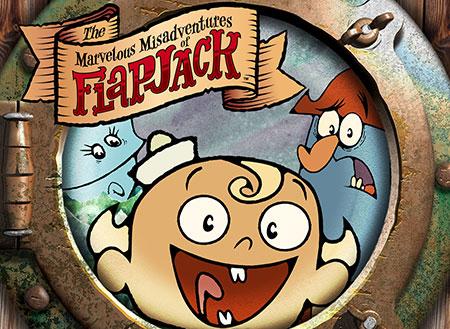 As maravilhosas desventuras de Flapjack