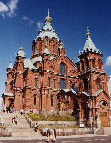 Cathédrale orthodoxe d'Uspenski