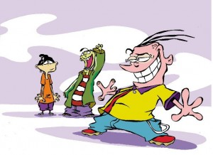 Ed edd and Eddy