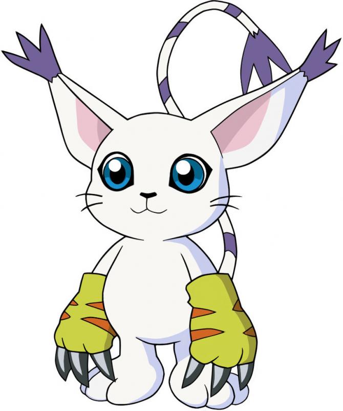 Gatomon - Digimon
