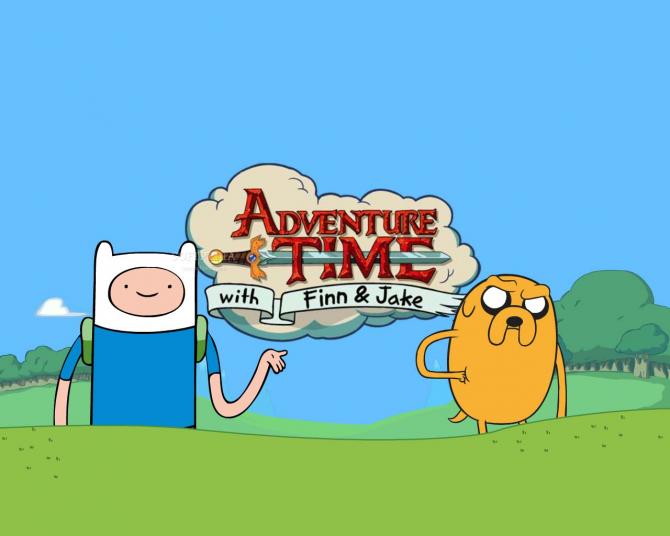 Hora da aventura