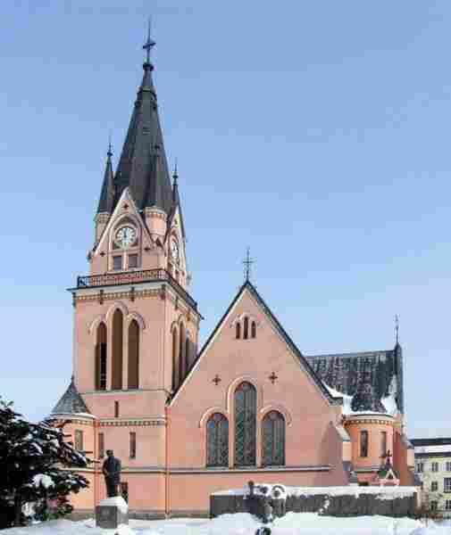 Kemi neo-gothic church