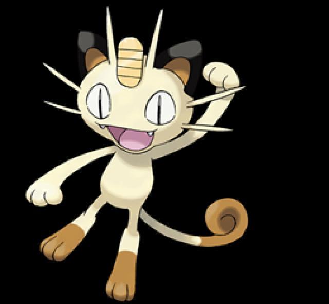 Meowth - Pokemon