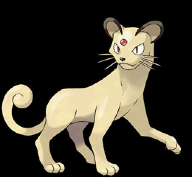 Persian - Pokemon