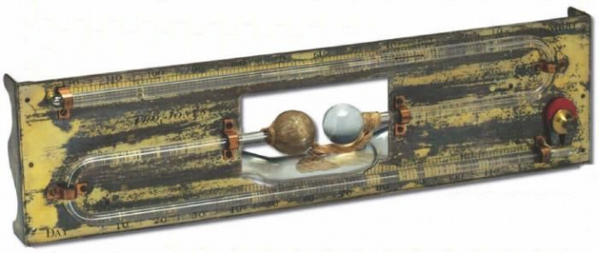 Клинический термометр-Томас Клиффорд Олбатт (1866)
