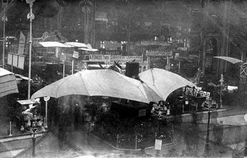 Самолет-Климент Адер (1890)