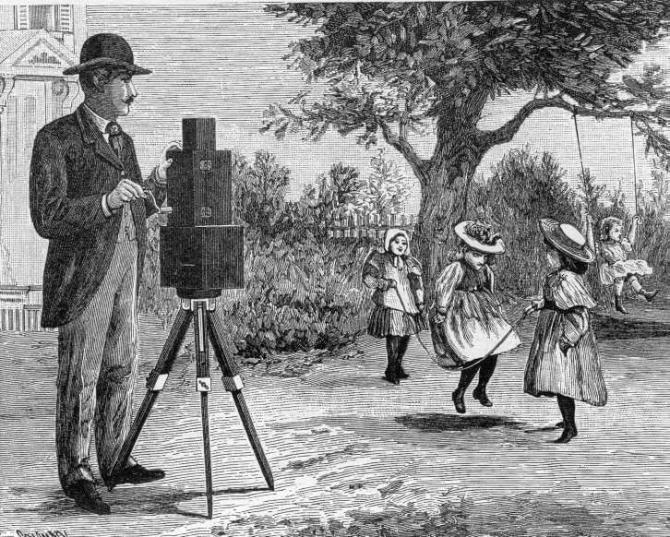 Кинематографист-Братья Люмьер (1894)