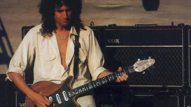 Мифические гитаристы и их гитары
