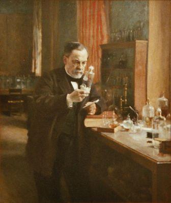 Método de pasteurização-Louis Pasteur (1864)