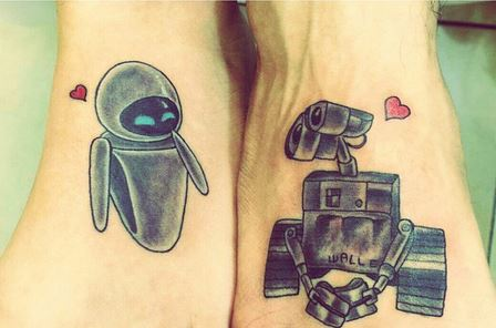 Awesome Disney lovers tattoos