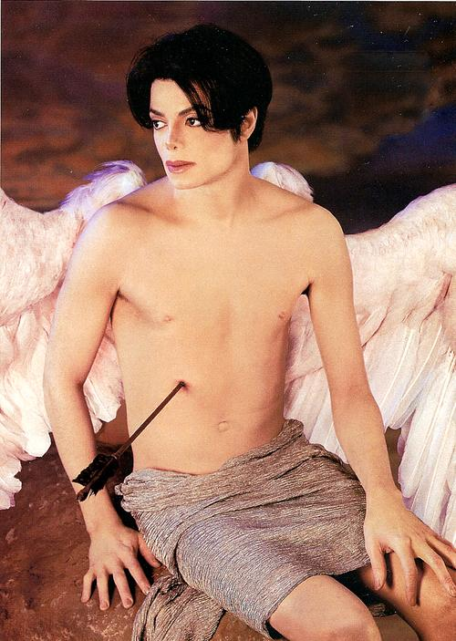 michael / the angel