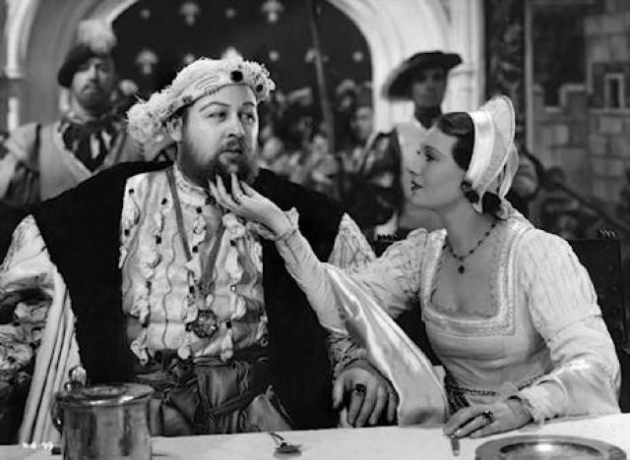 A vida privada de Henrique VIII